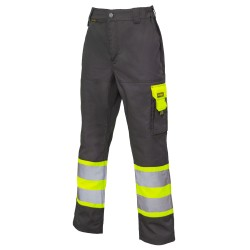 Pantalon Alta Visibilidad Bi color Clase 1