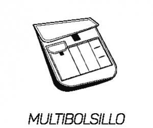 Multibolsillo