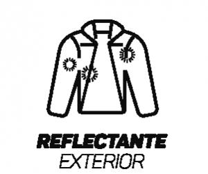 REFLECTANTE EXTERIOR