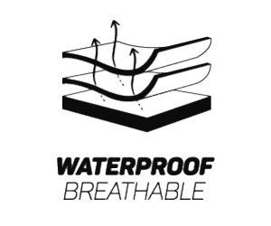 WATERPROOF BREATHABLE